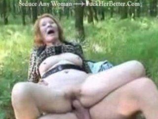 outdoor mature fuck fresher libido