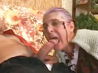 old becomes wild during boyfriend drills her