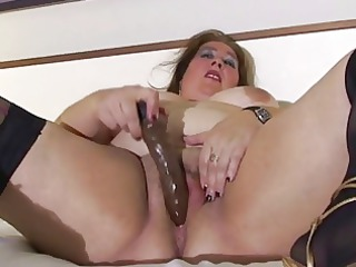 bbw cougar inside berth