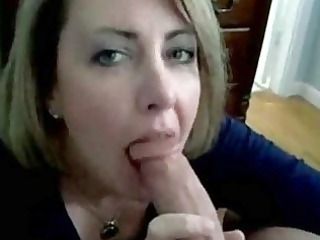 mommy cock sucking