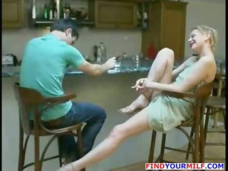 russian grown-up babe adores to swallow
