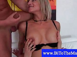 bisexual muscled european fuck his housewife