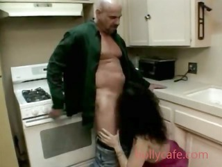 mature rican taking the burners checked latina