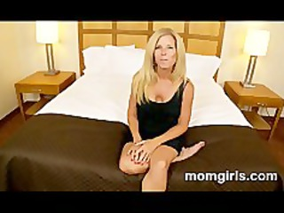 blond chick likes young penis