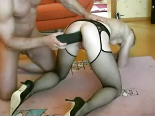 mamis arschtraining - women arse training -