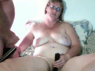 woman and shane handjob