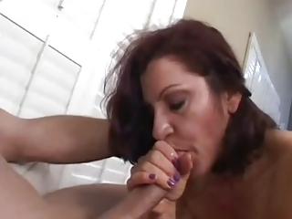 lady smoking fellatio