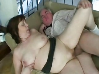 elderly doing work a hard libido enjoy a pure