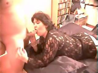 cougar woman sucks libido