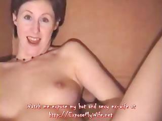 erotic housewife takes freshly seeded