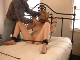 girl bondage with oliver