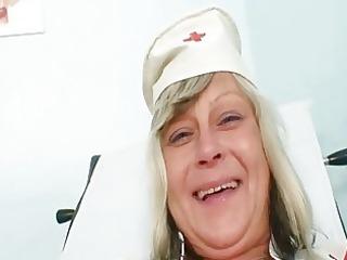 filthy medic chick id enjoy to gang bang nada