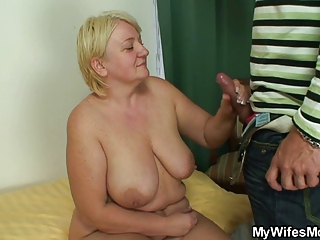 my housewife is pissed off, i simply gang-banged