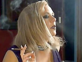 awesome desperate older older smoking solo