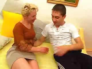 milf wishes to play with her son