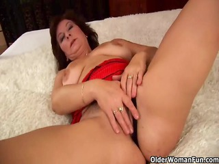 old fingers her ahole during the occasion that