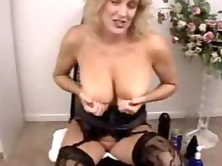 bizarre cougar amateur blond unmerciful large