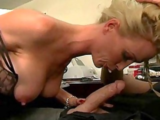 beautiful belle with huge breast gives out bureau