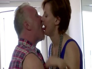 older whore handyman handjob