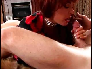 super redhead cougar mature vanessa bella