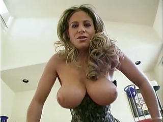 giant breast mommy love action