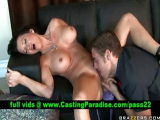 raquel devine busty busty mature babe licked and