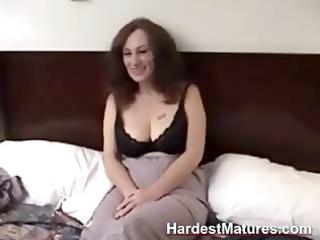 mature young gives blowjob