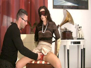 trinity-productions.com - satin distress lady 2