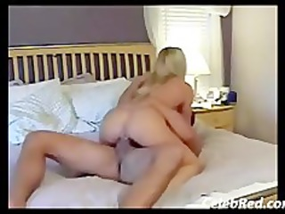 awesome woman woman acquiring bred by young fit