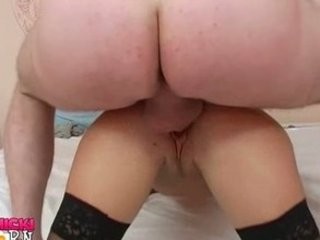 high shoes stockings sex for hot wife