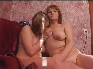russian woman and chick 19 of 26