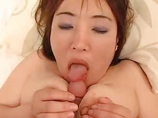 japanese mature babe titty bangs