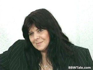 dark hair grownup bbw amp obtains her part2