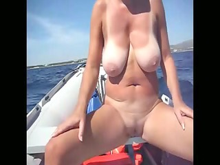 amateur shore voyeur large chest wife