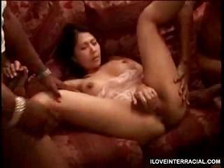 eastern woman creamie