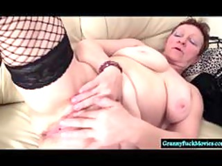 filthy old fingering her furry granny prostitute