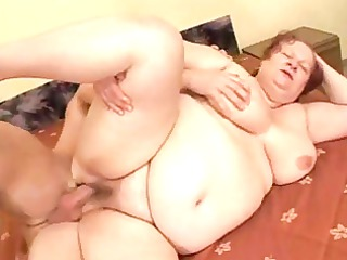 bbw grannie gang-bangs with fresh