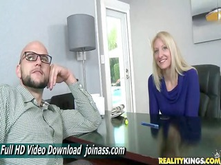 bridget blonde with super anal copulates