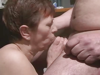 cougar duo drilling inside kitchen