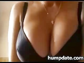 giant breasted grown-up lady gives fellatio and