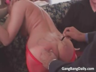 dirty brunette lady blows hard libido part5