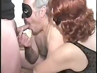 bi mature pair with young guy