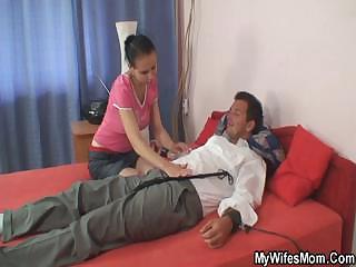 jealous maiden turns really horny when she spots