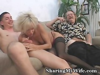 mature duo inside 3some fuck game