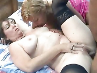 swinging lady liisa into a penis swapping three