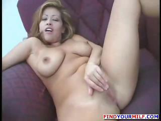 horny horny brunette lady eats his rod and after
