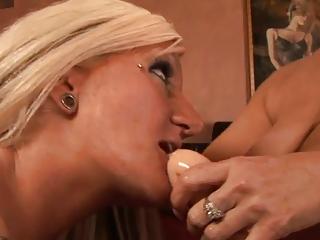 hot mature blondes masturbating and toying