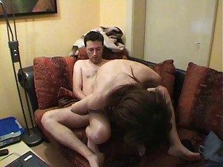 making ass adore to his maiden for mutual orgasm