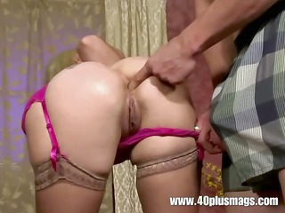 shy angel dildoing into a fuck