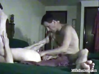 fuck and a giant facial for those wife